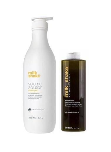 Milkshake Saç Seti Renksiz